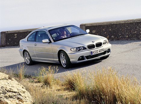 Фото BMW 3er Coupe (E46)