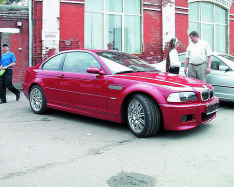 Фото BMW M3 Coupe (E46)